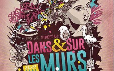 Festival de street-art : «Dans et sur les murs» Saint-Germain-en-Laye, organisé par OSARO