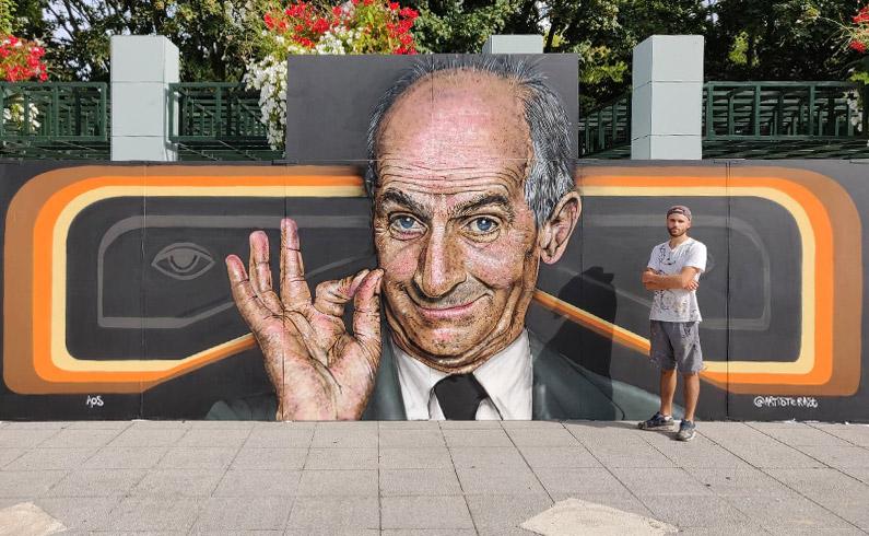 RAST artiste street art